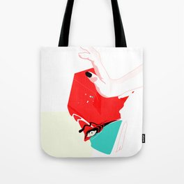 A Fistful of Candy Tote Bag