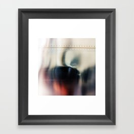 Collateral Damages Framed Art Print
