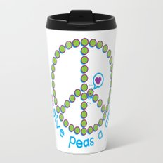 whirled peas Travel Mug