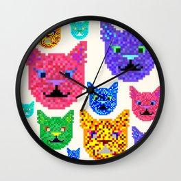 Kit-Pix Wall Clock