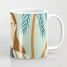 Poolside Coffee Mug