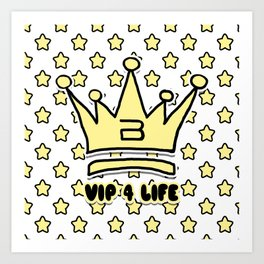 VIP Big Bang Art Print