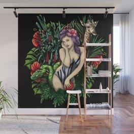 Eve Wall Mural