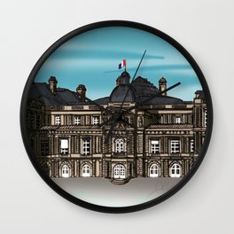 Le Sénat de Paris Wall Clock