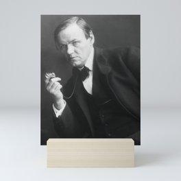 Clarence Darrow Portrait Mini Art Print