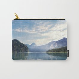 Wanderlust - Mountains, Lake, Forest Carry-All Pouch