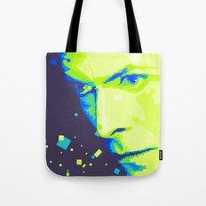 Bowie - White duke Tote Bag
