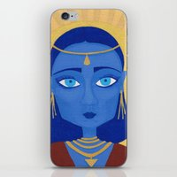 et iPhone & iPod Skins featuring ET by Mille Kurowsky