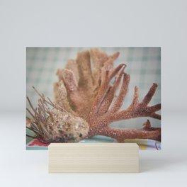 Sea coral Mini Art Print