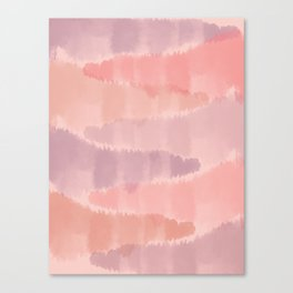 Blush Canvas Print