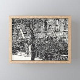BATTERSEA PARK Framed Mini Art Print