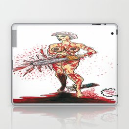 Bad Girls of Motion Pictures #7 - Mercedes Laptop & iPad Skin