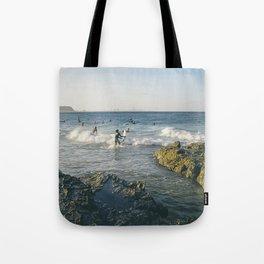 Surfers Tote Bag