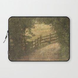 Vintage Landscape 02 Laptop Sleeve
