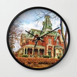Hochelaga Inn Wall Clock