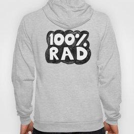 100 % RAD - Bubble Hoody