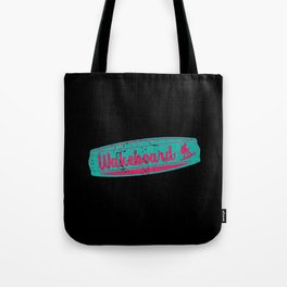 Wakeboard Tote Bag