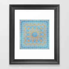 A passage to India Framed Art Print
