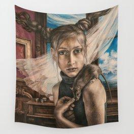 Innocence Lost Wall Tapestry
