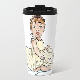 Baby Ballerina Travel Mug