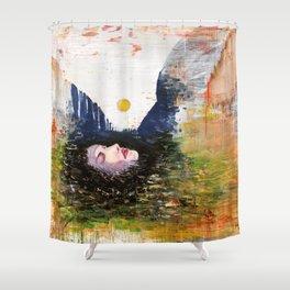 no. 54 (ophelia) Shower Curtain