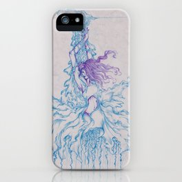 Goddess of War iPhone Case
