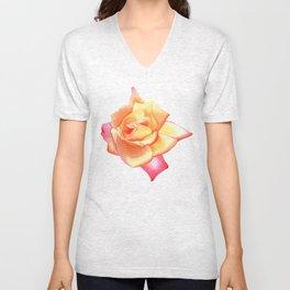 Batanes Rose Unisex V-Neck