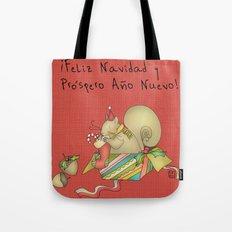 Navidad Tote Bag