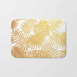 Stay Golden Bath Mat