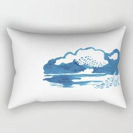 Sea Me Rectangular Pillow