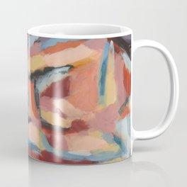 Abstract Man Coffee Mug