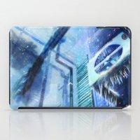 metroid iPad Cases featuring Metroid: ARC by FirebornForm