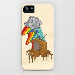 Creative Killed the Video Star iPhone Case