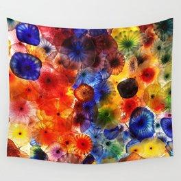Rainbow Infusion II Wall Tapestry