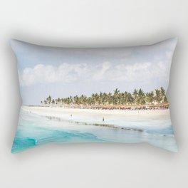 Salalah Oman 11 Rectangular Pillow