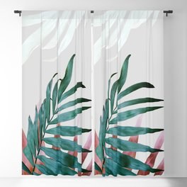 Autumn Leaves Blackout Curtain