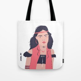 Connect. integrate. love. Tote Bag