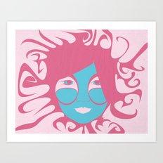 Bjork: All is Full of Love Art Print