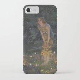 MIDSUMMER EVE - EDWARD HUGHES  iPhone Case