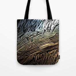 Interesting Evening Tote Bag