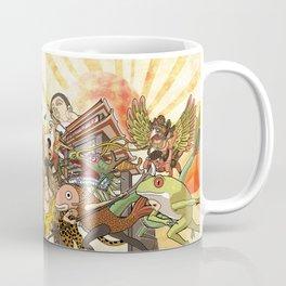 Hawpar Cosmic Fightback! Coffee Mug