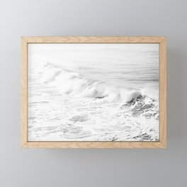 Pacific Ocean from Manhattan Beach Framed Mini Art Print