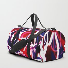FUTURE SHOCK           nby Kay Lipton Duffle Bag