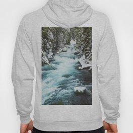 The Wild McKenzie River - Nature Photography Hoody