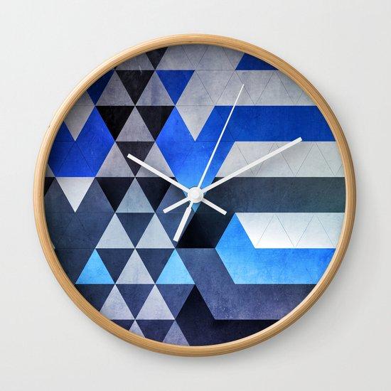 kyr dyyth Wall Clock