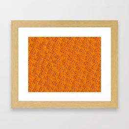Newt Print Framed Art Print