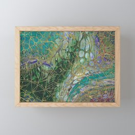 Intersection Framed Mini Art Print