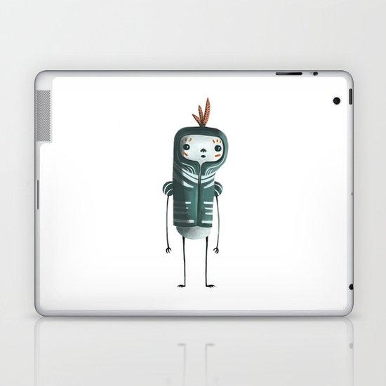 I AM BLUE Laptop & iPad Skin