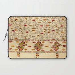 Kantha Fabric Art Laptop Sleeve