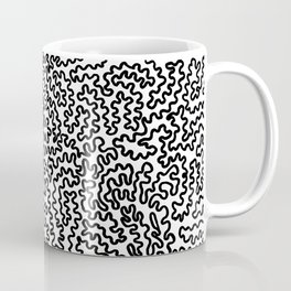 zig zag Coffee Mug